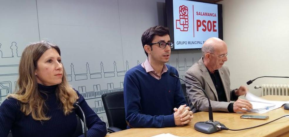 El PSOE exige explicaciones al PP por no buscar financiación europea para el Puerto Seco