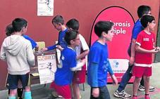 Carbonero el Mayor dedica sus jornadas solidarias a la Asociación de Esclerósis Múltiple