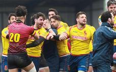 World Rugby aboga por la repetición del Bélgica-España