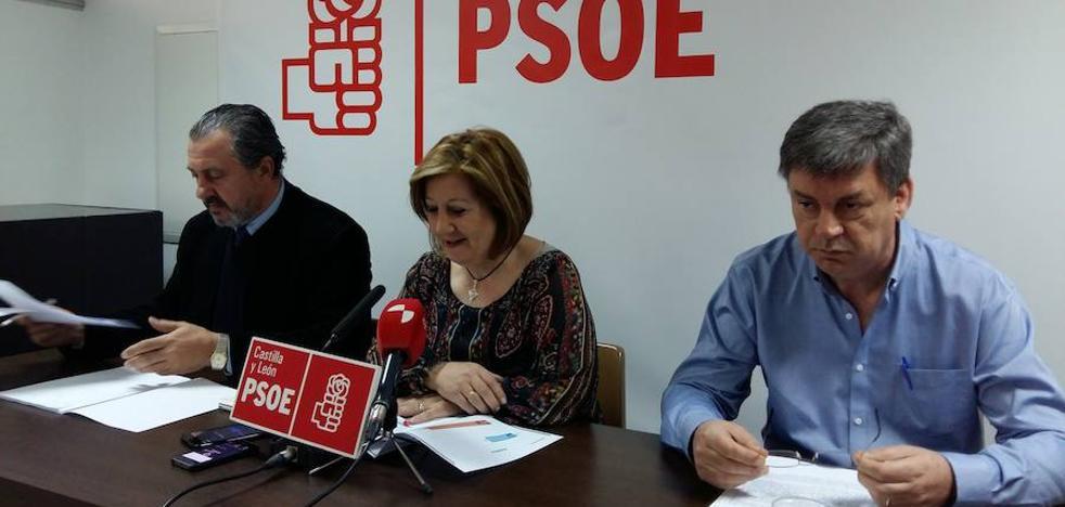 El PSOE cataloga los Presupuestos del Estado de «timo» a los salmantinos