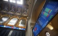 El Ibex-35 logra una subida del 2,39%, la mayor del año