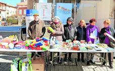 Baltanás inicia una campaña de recogida de alimentos solidarios