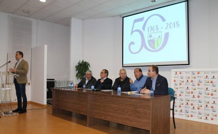 50 aniversario del CD Íscar