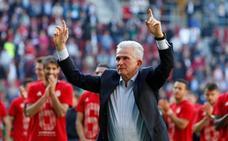 Heynckes, el viejo mago que abandonó su retiro para resucitar al Bayern