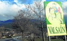 Valsaín conectará sus núcleos de población con un nuevo acerado