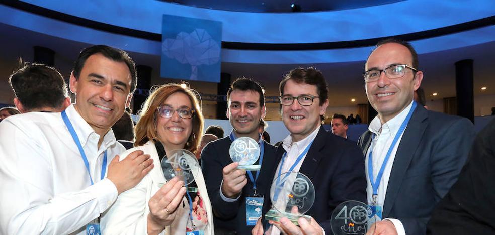 El PP trabaja con una terna para que Rajoy decida el candidato a la Alcaldía de Valladolid