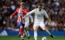 Cristiano y Griezmann no faltan a su cita con el gol