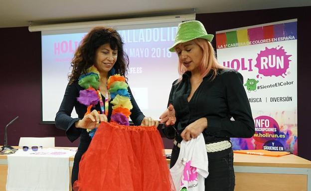 facil de manejar Desviación Sofisticado  La carrera de polvo de colores 'Holi Life' aterrizará en Valladolid el  próximo 20 de mayo | El Norte de Castilla