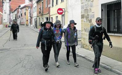 Palencia confía en que se potencie el Camino de Santiago
