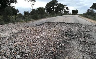 El camino de Serradilla, a la espera del plan de Diputación