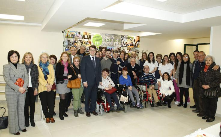 Aspace estrena nuevo centro de servicios en Salamanca