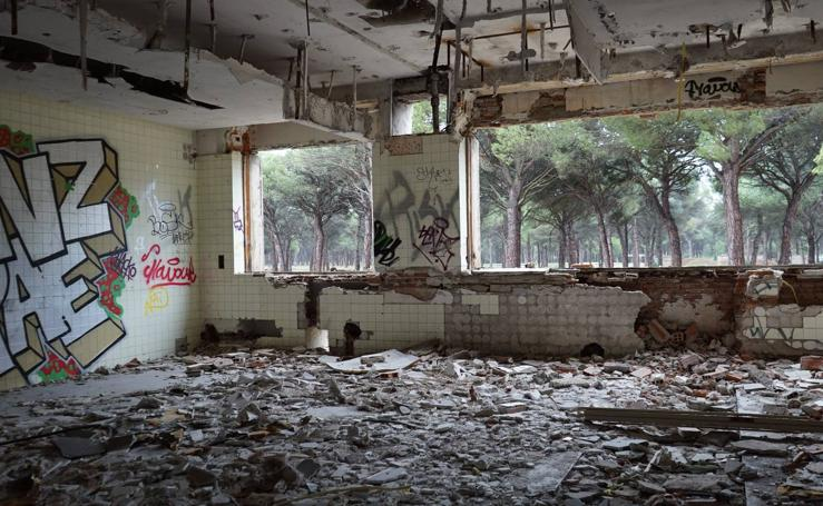 De hospital de tuberculosos a lúgubres estancias
