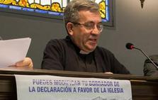 Más de 4.000 vallisoletanos dejaron de marcar la X de la Iglesia en la pasada campaña de la renta