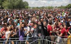 Las entradas para la fiesta de la ITA de Palencia, a la venta el 5 de mayo