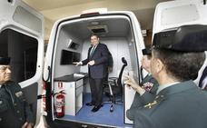 La frontera suma un sistema móvil de lucha contra el contrabando
