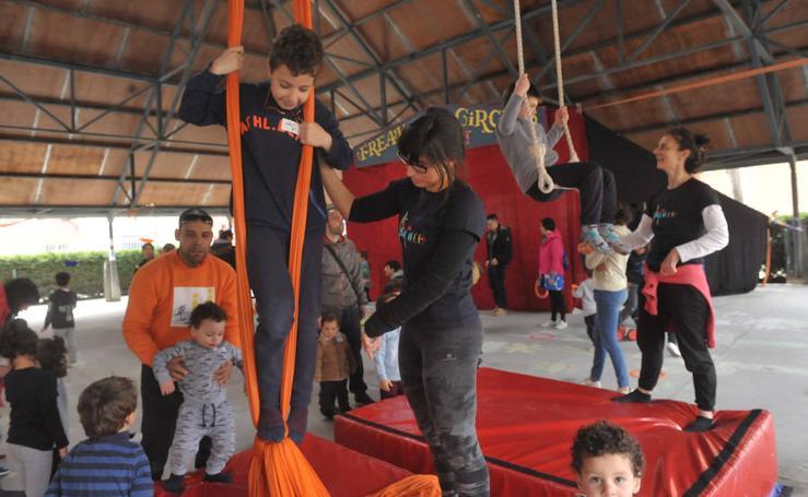 Día del Circo en Valladolid
