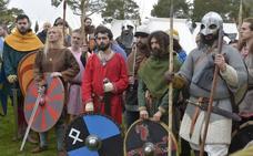 Las tropas vikingas conquistan El Espinar