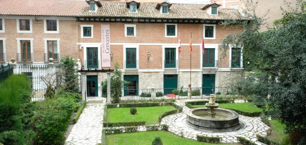 La Casa de Cervantes, anfitriona de un congreso de museos de escritores