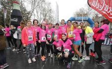 Participantes en la II Carrera y Marcha de la Mujer de Valladolid (1/4)
