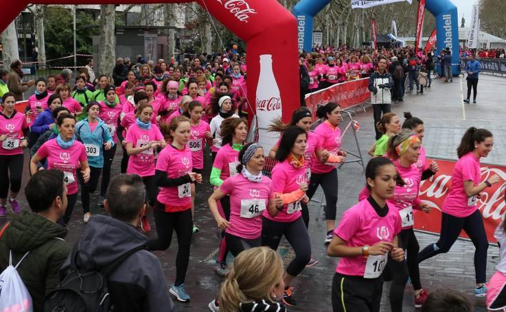 Participantes en la II Carrera y Marcha de la Mujer de Valladolid (5/5)
