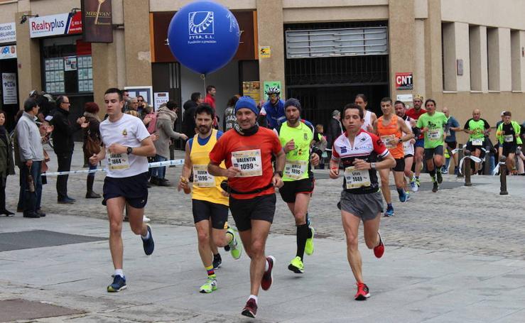Media Maratón Ciudad de Segovia 1