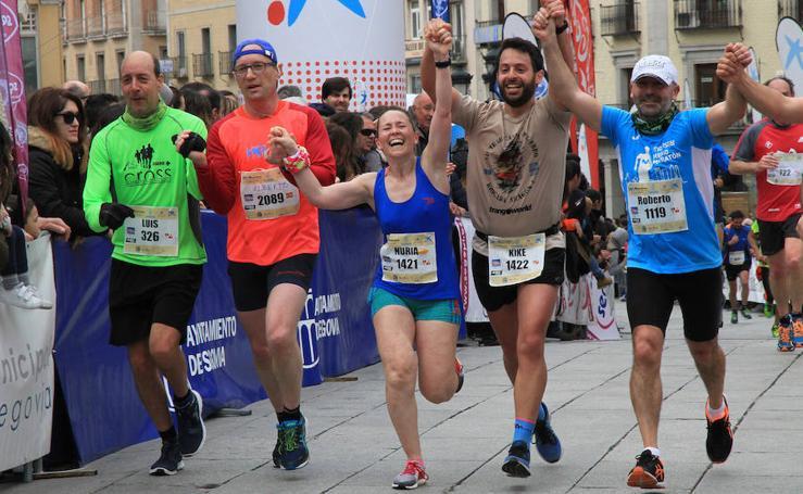 Media Maratón Ciudad de Segovia 3
