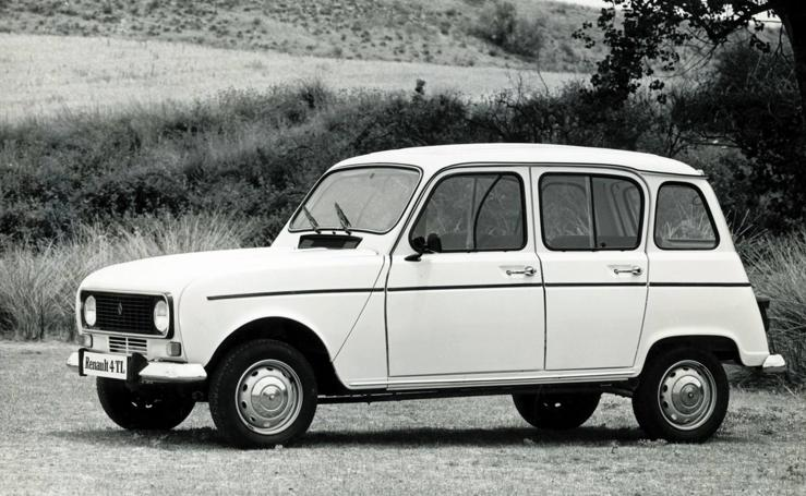 Los clásicos de Renault fabricados en Valladolid y Palencia