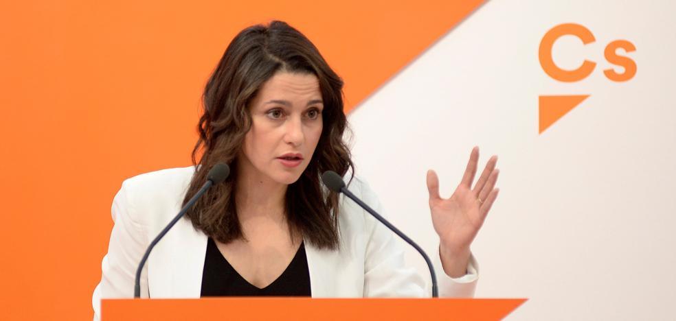 Ciudadanos pide explicaciones en el Parlament sobre la entrevista de TV3 a Puigdemont
