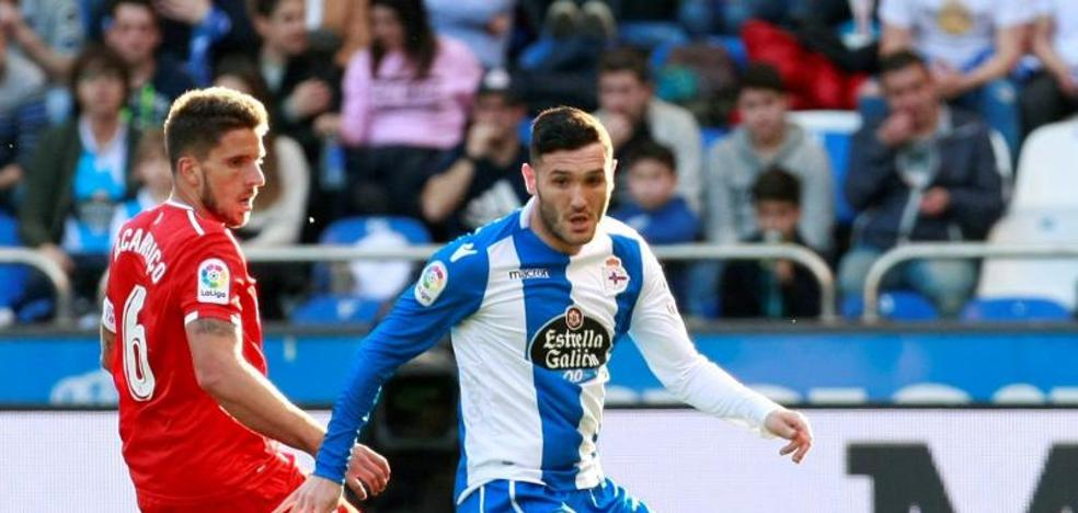 El Dépor mereció más ante un Sevilla más pendiente de la Copa