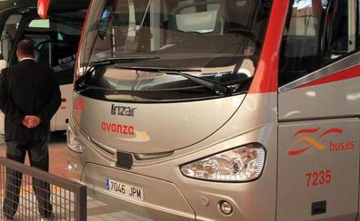 El grupo Avanza cierra con Fomento el contrato de la línea Segovia-madrid