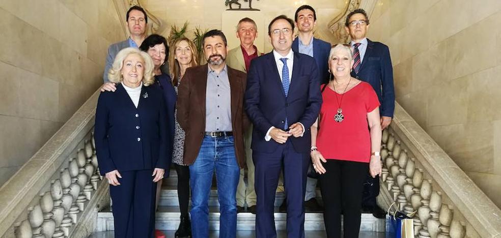 Palencia retoma el hermanamiento con Bourges
