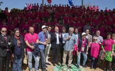 La Marcha Asprona llega hasta Renedo en su 41 edición, con un recorrido de 22 kilómetros
