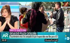 Lagarder Danciu llama fascista y ricachona a Ana Rosa Quintana