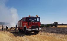 Los parques de bomberos de Palencia aumentan sus actuaciones el 30%