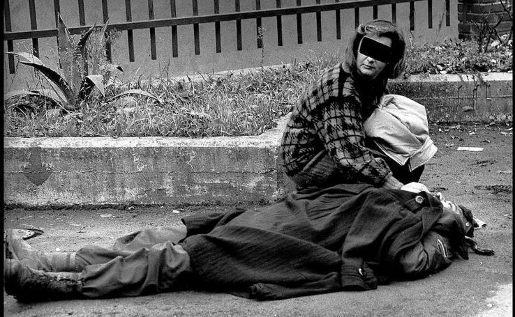 El horror de Euskadi en nueve imágenes