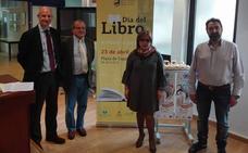 Planta, pastel y marcapáginas en Valladolid por el Día del Libro