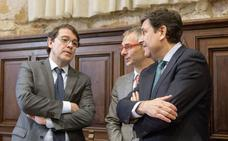 Fernández Carriedo alaba el trabajo de las universidades contra los riesgos laborales