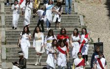 Los romanos regresan a Segovia