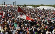 Villalar aspira a reunir a 20.000 personas en un 23 de abril sin lluvias y con 26º
