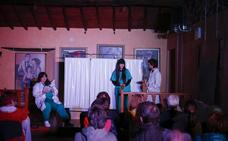 El segundo Festival de Microteatro acerca la obra 'Tanatocrisis'