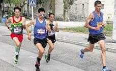 Javi Guerra, quinto en Madrid