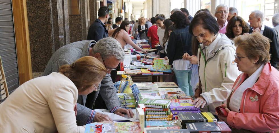 Libreros y editores salen a la calle este lunes en Palencia
