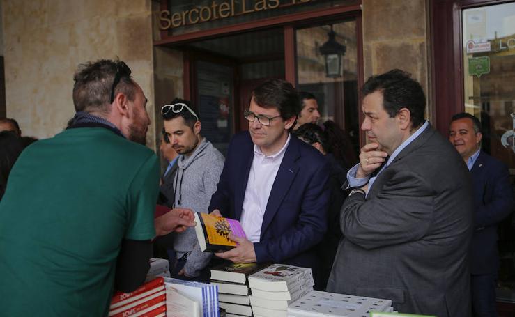 Día del Libro en Salamanca
