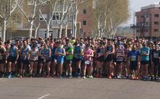 Unos 500 atletas participaron el Cross de la Policía