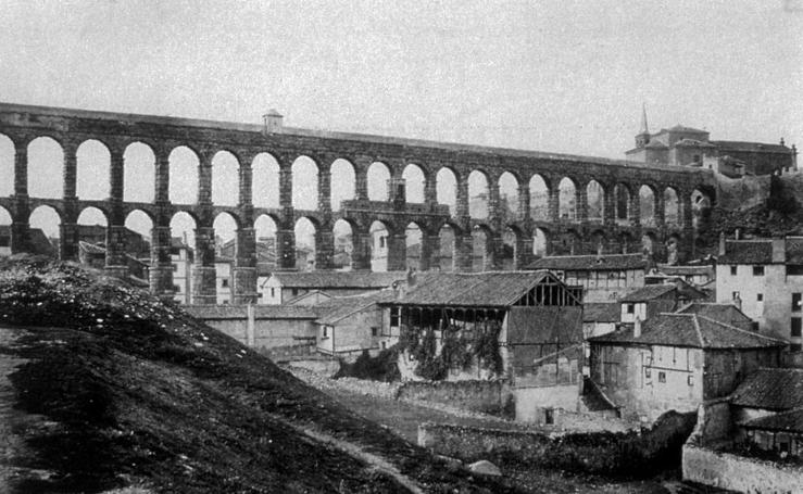 El Acueducto de Segovia, emblema de la ciudad
