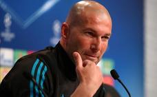 Zidane: «Nosotros no nos cagamos en los pantalones»