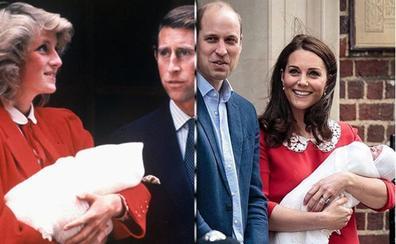 Kate Middleton hace un nuevo guiño a Lady Di