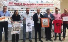 La Media Maratón de Ciudad Rodrigo alcanza este domingo su XIII edición con 760 participantes