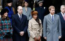 El duque de Cambridge será el padrino de boda del príncipe Enrique