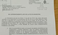 El Ayuntamiento informa a la Policía de que no está permitido vender alcohol en Pepe Rojo